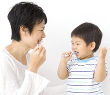子供が歯科恐怖症の場合に親が子供にしてあげれる事