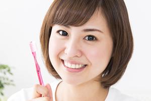 歯周病予防はまず歯磨きから!効果的なブラッシング方法